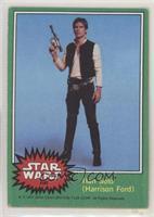 Han Solo (Harrison Ford) [NoneGoodtoVG‑EX]