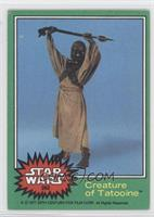Creature of Tatooine