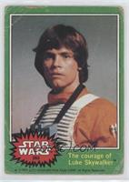 The Courage of Luke Skywalker [NonePoortoFair]