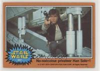 No-Nonsense Privateer Han Solo [NoneGoodtoVG‑EX]