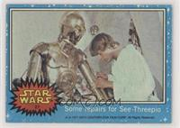 Some Repairs for See-Threepio [Noted]