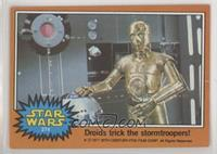 Droids Trick the Stormtroopers! [Good to VG‑EX]