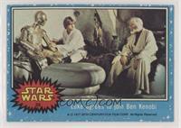 Luke Agrees to Join Ben Kenobi