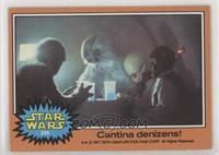 Cantina Denizens! [Poor to Fair]