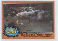 Han and the Rebel Pilots