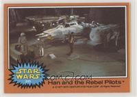 Han and the Rebel Pilots [NoneGoodtoVG‑EX]