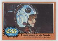 A Crucial Moment for Luke Skywalker