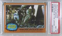 Various Droids Collected By the Jawas [PSA 8 NM‑MT]