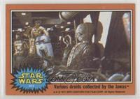 Various Droids Collected By the Jawas