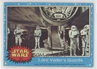 Lord Vader's Guards [Good to VG‑EX]