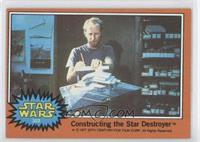 Constructing the Star Destroyer