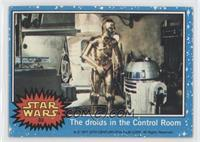The Droids in the Control Room [Good to VG‑EX]