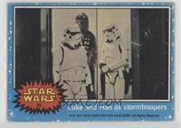 Luke and Han as Stormtroopers [Poor]