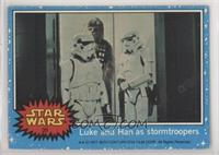 Luke and Han as Stormtroopers [GoodtoVG‑EX]