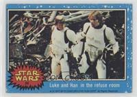 Luke and Han in the Refuse Room [PoortoFair]