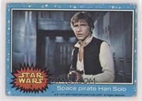 Space Pirate Han Solo [Poor to Fair]