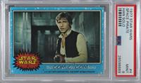 Space Pirate Han Solo [PSA 9 MINT]