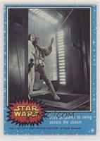 Luke Prepares to Swing Across the Chasm [PoortoFair]