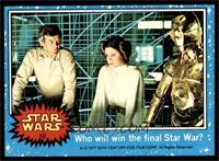 Who Will Win the Final Star War? [EX MT]