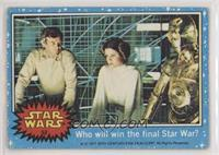 Who Will Win the Final Star War? [Good to VG‑EX]