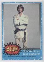Mark Hamill as Luke Skywalker [NonePoortoFair]