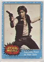 Harrison Ford as Han Solo [PoortoFair]
