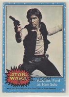 Harrison Ford as Han Solo [NonePoortoFair]