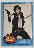 Harrison Ford as Han Solo [Good to VG‑EX]