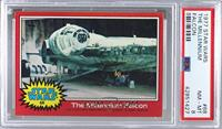 The Millenium Falcon [PSA8NM‑MT]