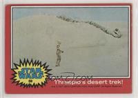 Threepio's Desert Trek! [GoodtoVG‑EX]