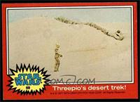 Threepio's Desert Trek! [EX MT]