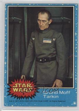 1977 Topps Star Wars - [Base] #8 - Grand Moff Tarkin