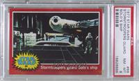 Stormtroopers Guard Solo's Ship [PSA8NM‑MT]