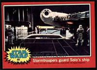 Stormtroopers Guard Solo's Ship [EX MT]