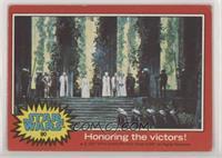 Honoring the Victors! [GoodtoVG‑EX]