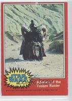 Advance of the Tusken Raider