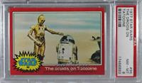 The Droids on Tatooine [PSA8NM‑MT]