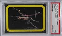 X-Wing, Tie Fighter [PSA 7 NM]