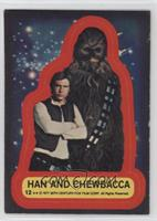 Han and Chewbacca [Poor to Fair]
