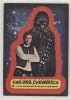 Han and Chewbacca [GoodtoVG‑EX]