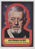 Alec Guinness as Ben [Good to VG‑EX]