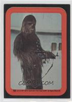 Chewbacca [Good to VG‑EX]