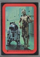 C-3PO, R2-D2 [Altered]