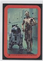 C-3PO, R2-D2