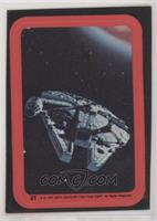 Millenium Falcon [GoodtoVG‑EX]