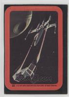 X-Wing, Tie Fighter [Good to VG‑EX]