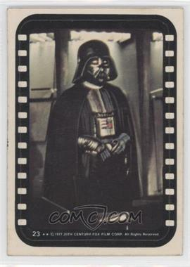 1977 Topps Star Wars - Stickers #23 - Lord Darth Vader [Good to VG‑EX]