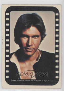 1977 Topps Star Wars - Stickers #29 - Han Solo [GoodtoVG‑EX]