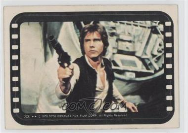 1977 Topps Star Wars - Stickers #33 - Han Solo [Good to VG‑EX]