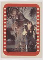 Chewbacca and Han [Good to VG‑EX]